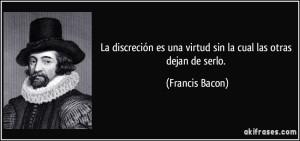 discrecion-francis-bacon